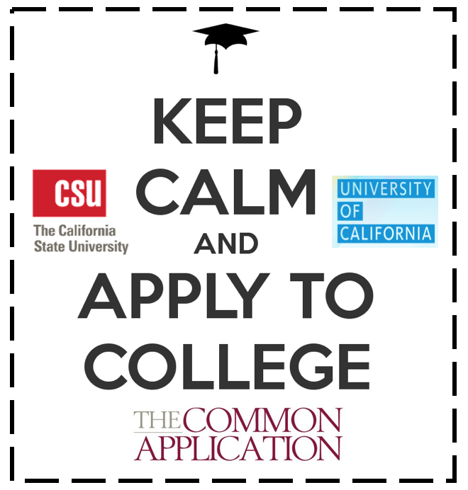 UC/CSU and Common Application Workshop